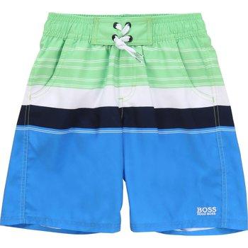 Hugo Boss Hugo Boss Zwemshort Blauw/Groen