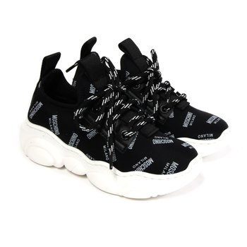 Moschino Moschino Sneakers Zwart