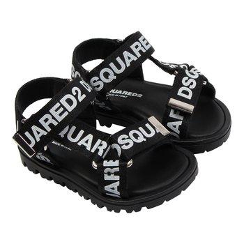 Dsquared2 Dsquared2 Sandalen Zwart/Wit