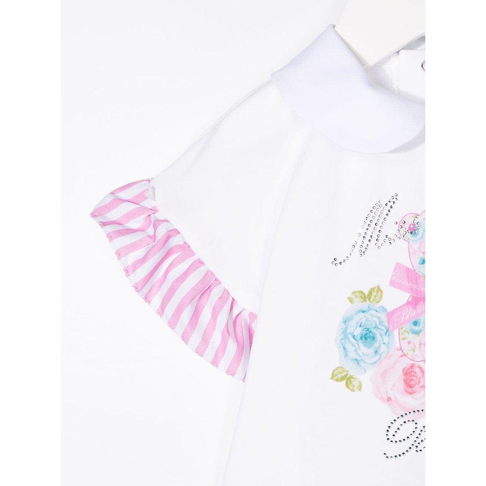 Miss Blumarine Blumarine Shirt met Beertje