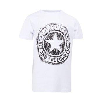 Airforce Airforce Logo T-Shirt Wit/Zwart