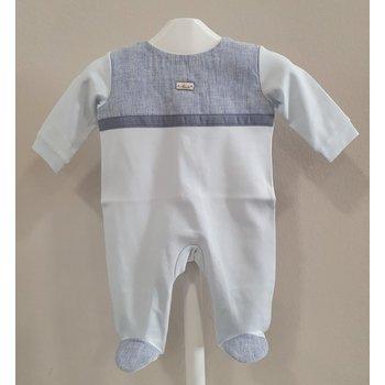 Pureté Pureté Babypakje Blauw/Wit