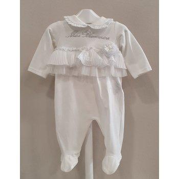 Miss Blumarine Blumarine Babypakje met Strass Wit