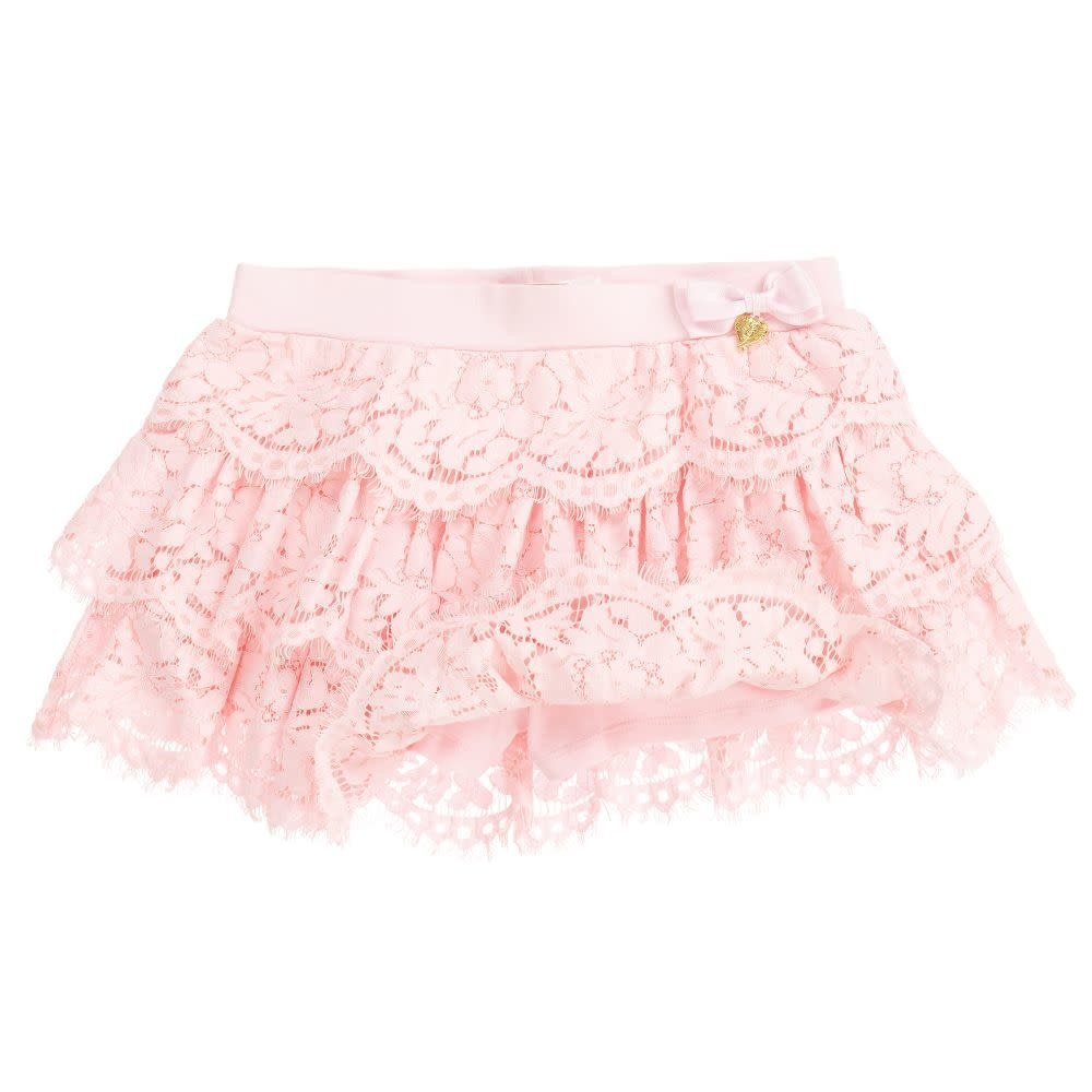Angel's Face Angel's Face Short Lace Pink