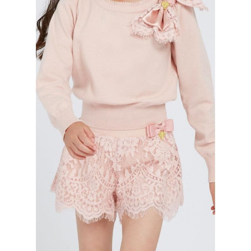 Angel's Face Angel's Face Short Lace Blush