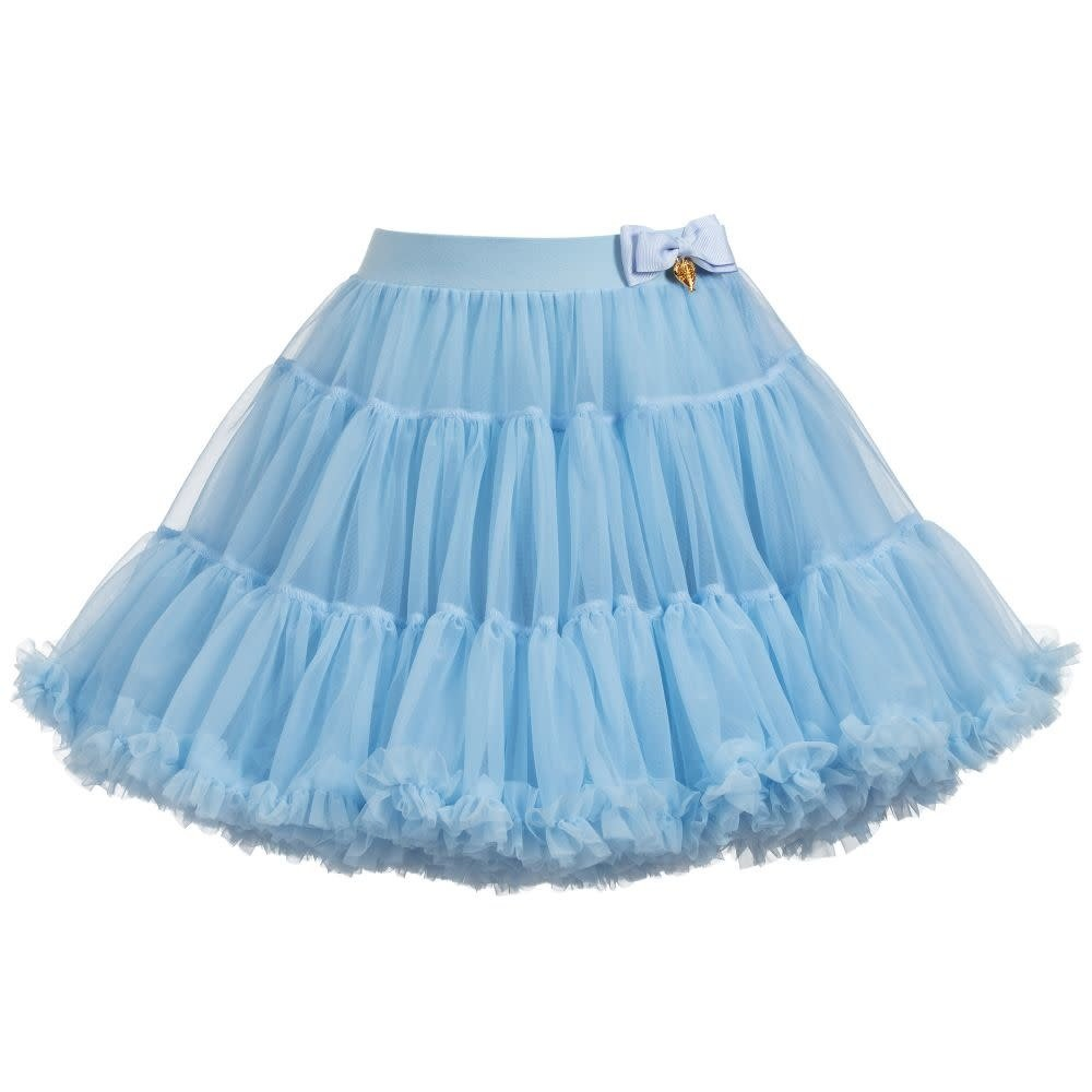 Angel's Face Angel's Face Tulle Rok Blue