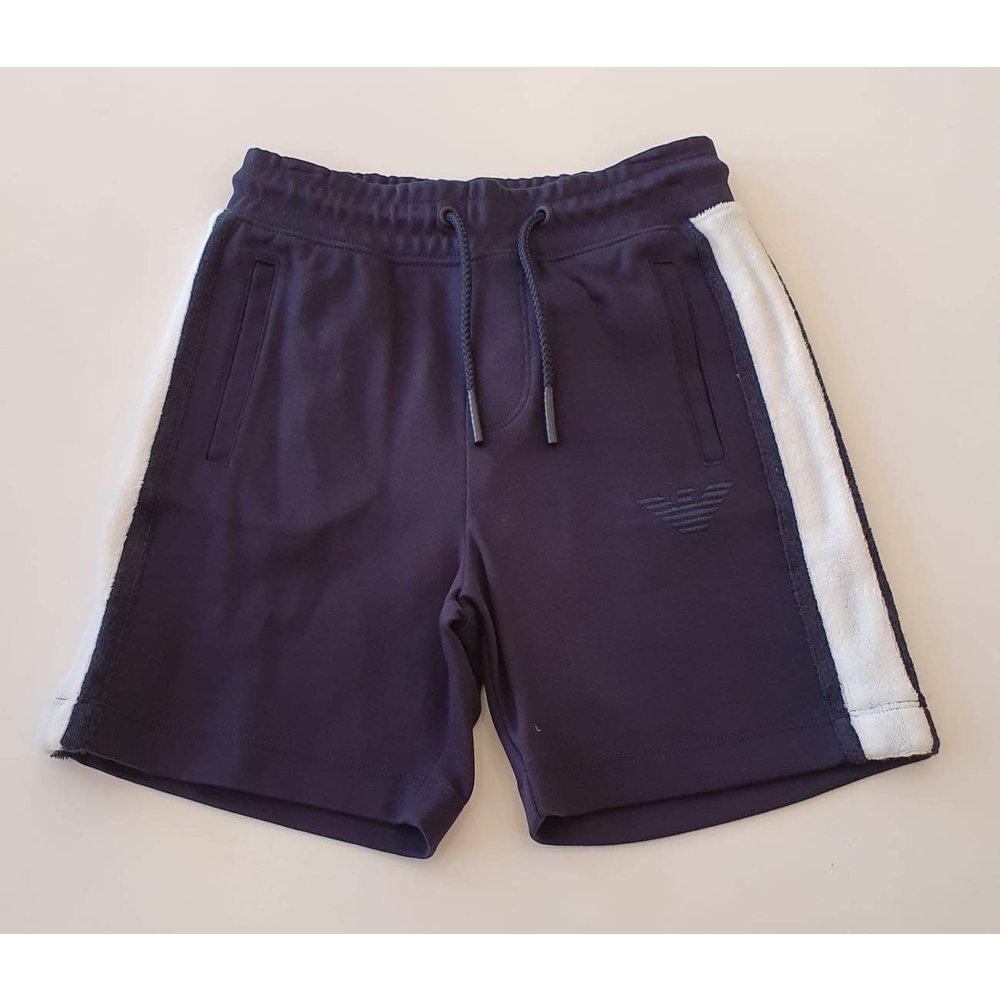 Armani Armani Jogging Short Donkerblauw