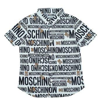 Moschino Moschino Overhemd met Tekst
