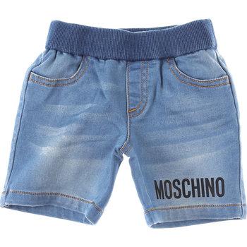 Moschino Moschino Spijker Short met Beertje