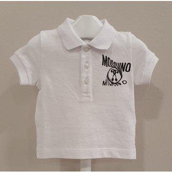 Moschino Moschino Polo Wit