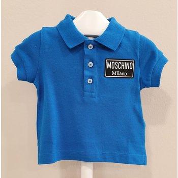 Moschino Moschino Polo Blauw