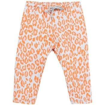 Kenzo Kenzo Joggingbroek Luipaard Oranje