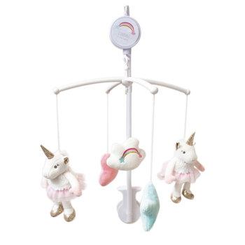 Doudou et Compagnie Doudou Muziekmobiel Unicorn