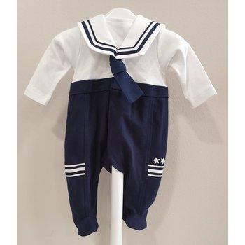 Aletta Aletta Matrozen Babypakje Donkerblauw