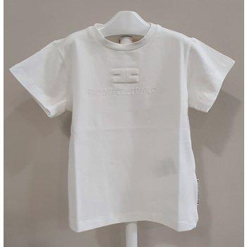 Elisabetta franchi Elisabetta Franchi Shirt Offwhite