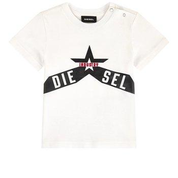 Diesel Diesel T-shirt Wit