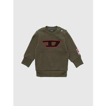Diesel Diesel Sweater Groen