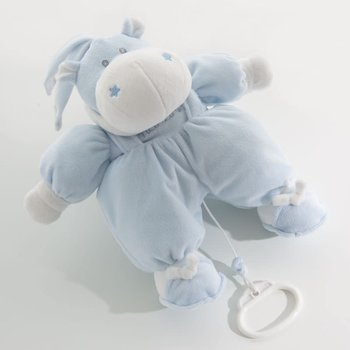 Nanan Nanan Muzieknijlpaard Bombo Blauw