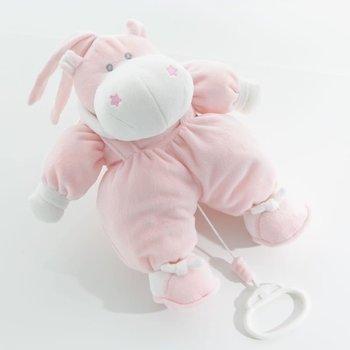 Nanan Nanan Muzieknijlpaard Bombo Roze
