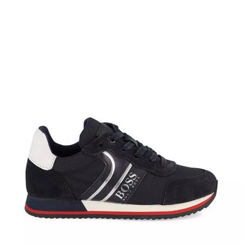 Hugo Boss Boss Sneakers Donkerblauw