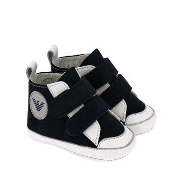 Armani Armani Baby Sneakers Donkerblauw