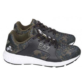 Armani Armani Sneakers Army