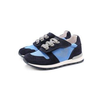 Armani Armani Sneakers Blauw