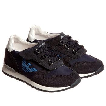 Armani Armani Sneakers Donkerblauw
