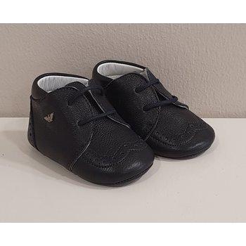 Armani Armani Babyschoentjes Donkerblauw