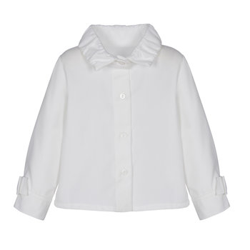 Lapin house Lapin House Blouse Offwhite