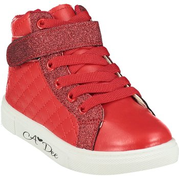 A Dee Adee Sneakers Rood