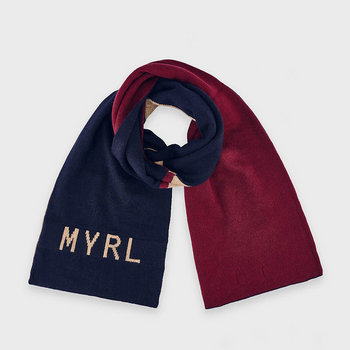 Mayoral Mayoral Multi Colour Sjaal Bordeaux