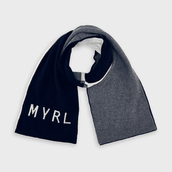 Mayoral Mayoral Multi Colour Sjaal Donkerblauw