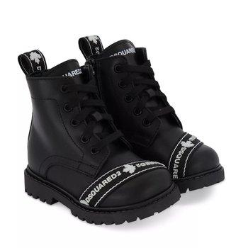 Dsquared2 Dsquared2 Hoge Schoenen Zwart