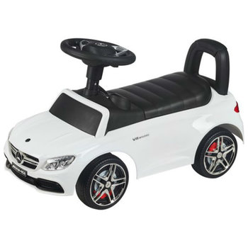 Loopauto Mercedes AMG Coupe WIt