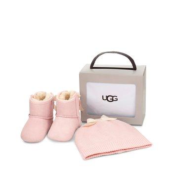 UGG UGG Babylaarsjes met Mutsje Roze