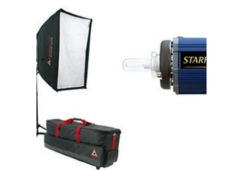 Photoflex Complete studioset / flitsset 1000 + 650 watt.