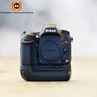 Nikon D600 incl. MB-D14 twv. €150,- -- 22315 kliks  (Opruiming)