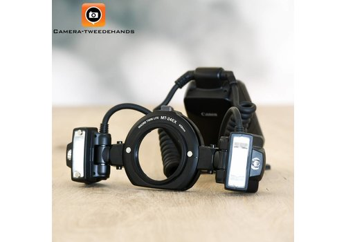 Canon MT-24 EX Macro Twin Light  -- Gereserveerd voor Bertin t/m 19/10