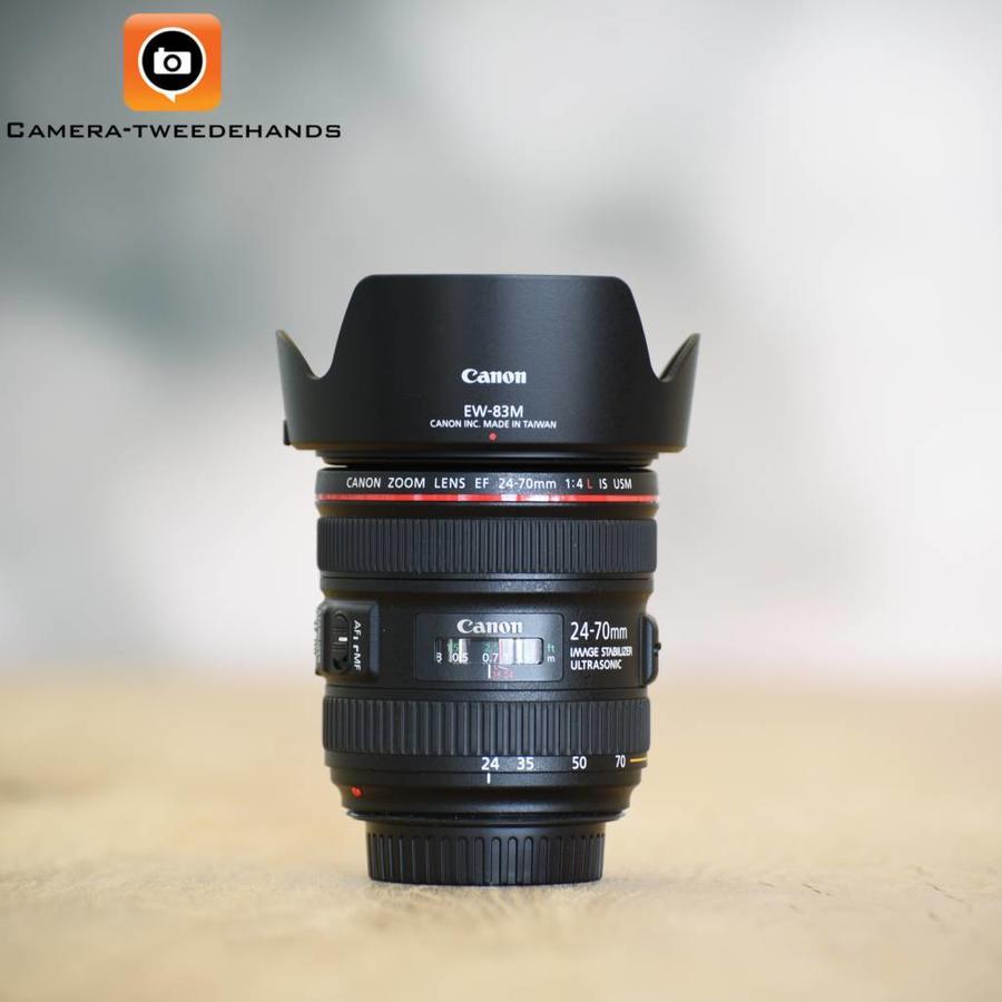 Canon 24-70mm 4.0 L IS USM F4Canon 24-70mm 4.0 L IS USM F4 -- Gereserveerd voor Aad