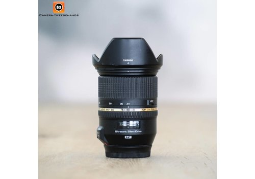 Tamron 24-70mm 2.8 SP DI VC USD (Canon) -- (Opruiming)