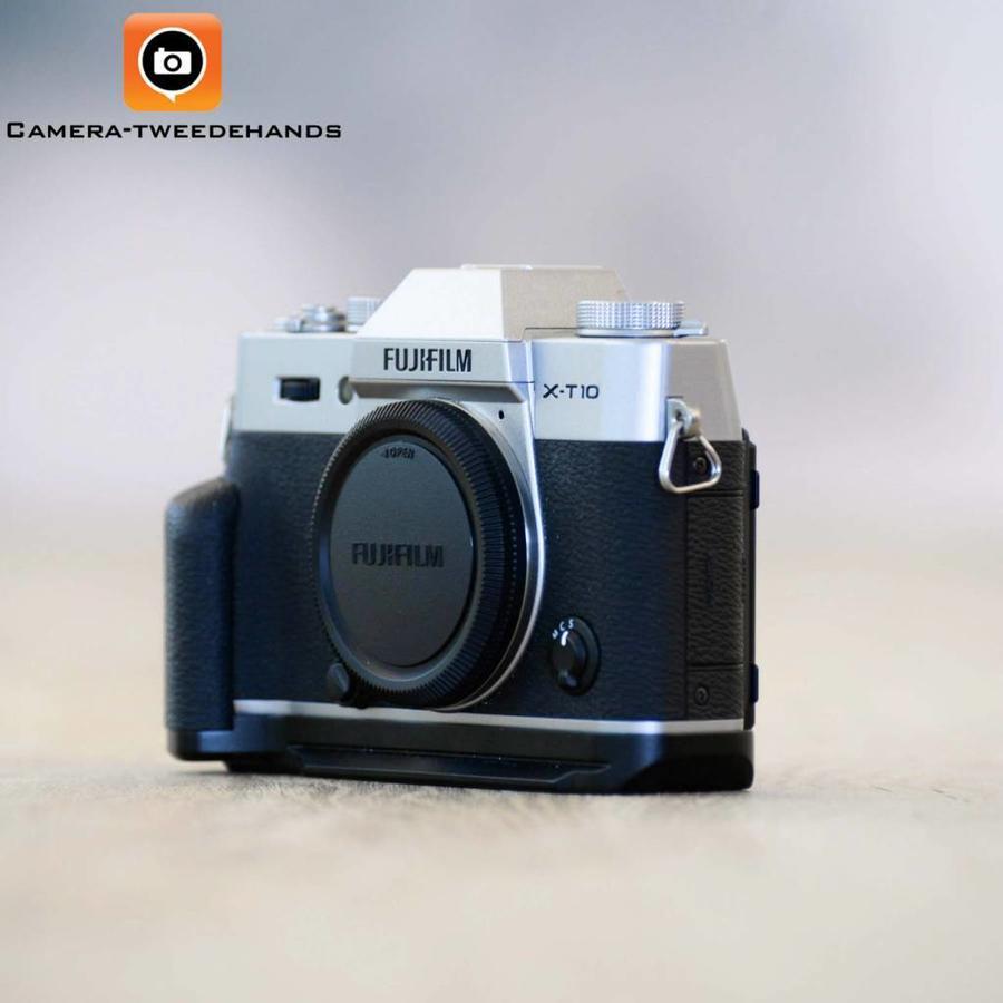 Fuji X-T10 Silver