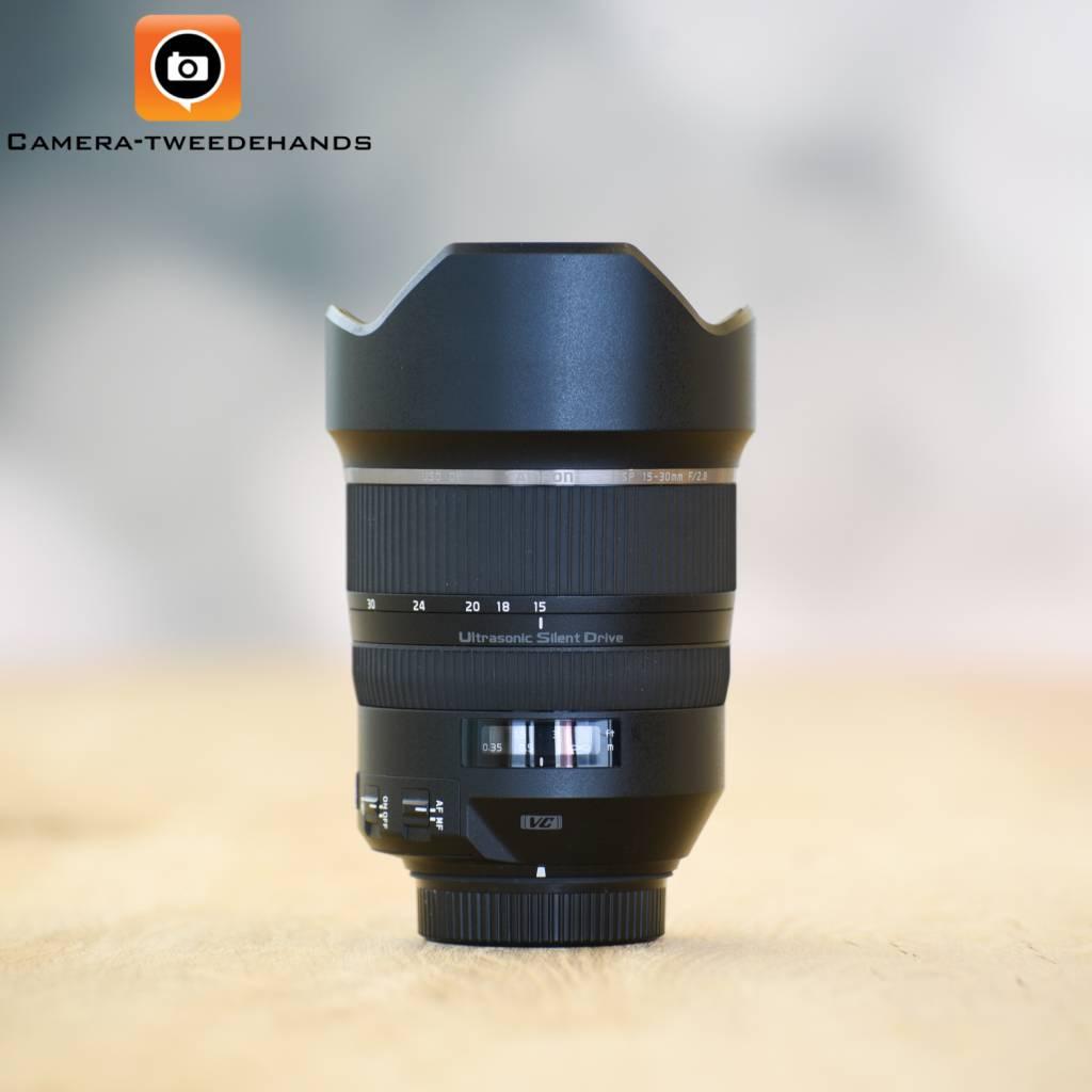 Tamron Tamron 15-30mm 2.8 Di VC USD (Nikon) -- (Opruiming)