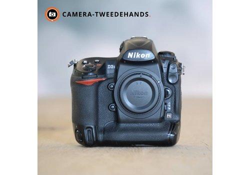 Nikon D3s -- 240.004 kliks (Opruiming)
