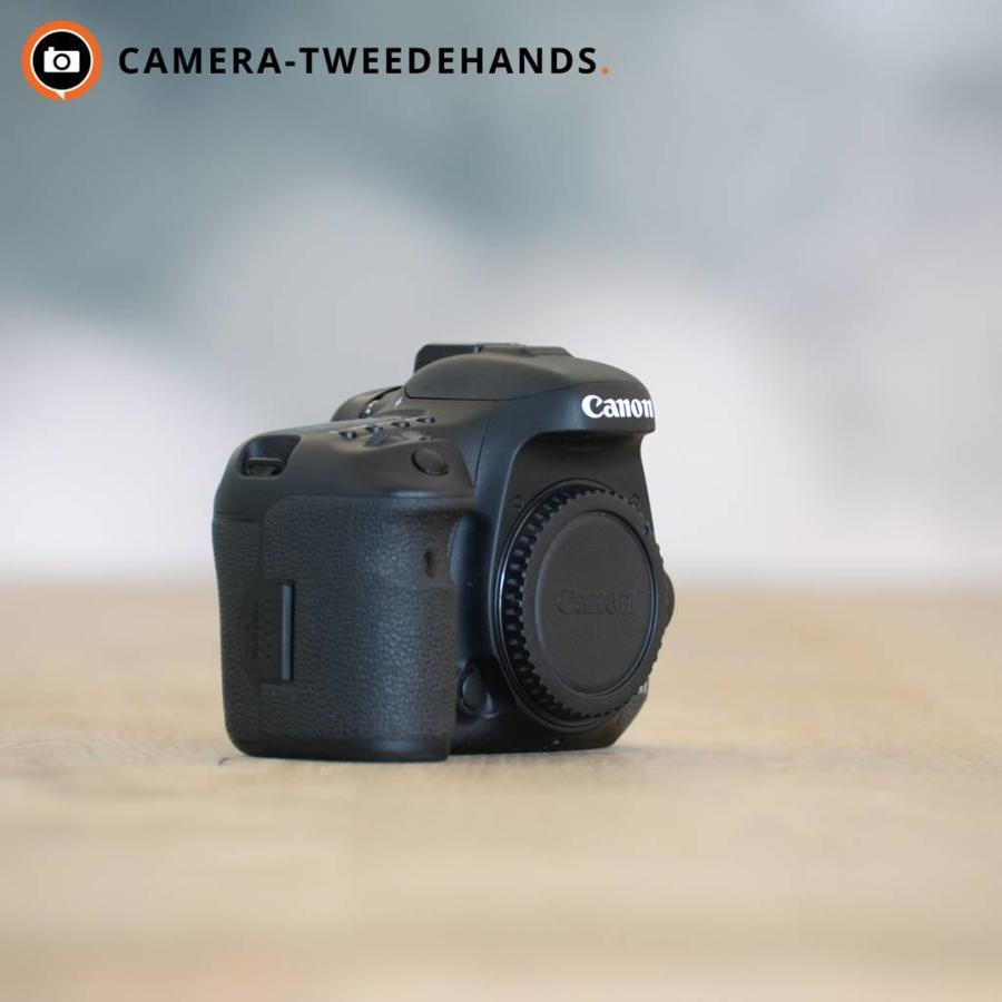 Canon 7D mark II -- 90.307 (Opruiming)