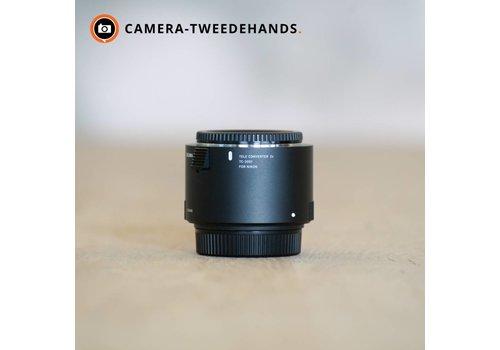 Sigma TC-2001 2.0x (Nikon)