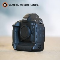 Canon 1Dx Mark II -- 198.907 kliks