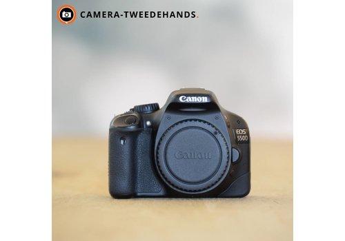 Canon 550D -- Gereserveerd