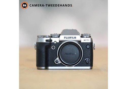 Fujifilm X-T1 -- Graphite Silver Edition