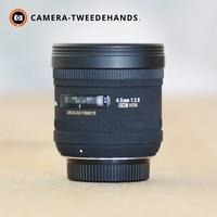 Sigma 4.5mm 2.8 EX DC HSM Circ. (Nikon)